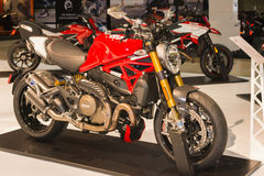Τέρας 1200 Ducati Στοκ Φωτογραφίες