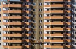 Τέρμα Façade του κτηρίου στοκ φωτογραφία με δικαίωμα ελεύθερης χρήσης