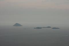 Τέσσερα νησιά Στοκ Εικόνα