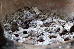 Τέφρες υποβάθρου Στοκ φωτογραφία με δικαίωμα ελεύθερης χρήσης