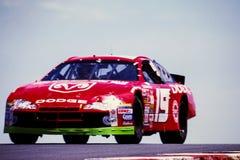 #19 τέχνασμα του Jeremy Mayfield απτόητο, NASCAR Στοκ εικόνες με δικαίωμα ελεύθερης χρήσης
