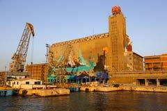 Τέχνες γκράφιτι της Βαρκελώνης Στοκ φωτογραφία με δικαίωμα ελεύθερης χρήσης