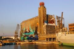 Τέχνες γκράφιτι της Βαρκελώνης Στοκ Εικόνες