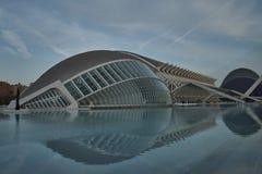 Τέχνες και επιστήμες πόλεων στοκ εικόνες