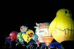 Τέχνες μπαλονιών Στοκ φωτογραφία με δικαίωμα ελεύθερης χρήσης