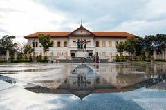 Τέχνες πόλεων της Mai Chiang και πολιτιστικό κέντρο σε Chiang Mai, Ταϊλάνδη Στοκ Εικόνα