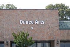 Τέχνες χορού του Άρλινγκτον, Άρλινγκτον, TN Στοκ φωτογραφία με δικαίωμα ελεύθερης χρήσης