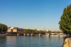 τέχνες des Παρίσι pont Στοκ φωτογραφίες με δικαίωμα ελεύθερης χρήσης