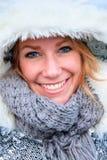 τέχνης ομορφιάς τέλειος χειμώνας makeup μόδας υψηλός βασικός Στοκ Φωτογραφία