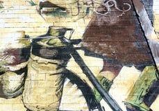 τέχνη αστική Στοκ φωτογραφίες με δικαίωμα ελεύθερης χρήσης