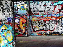 τέχνη αστική Στοκ φωτογραφία με δικαίωμα ελεύθερης χρήσης