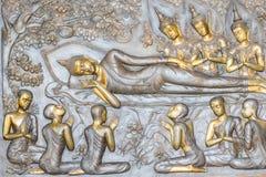 τέχνη βουδισμού στοκ φωτογραφία με δικαίωμα ελεύθερης χρήσης