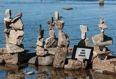 Τέχνη βράχου από Dan Davis στοκ φωτογραφία