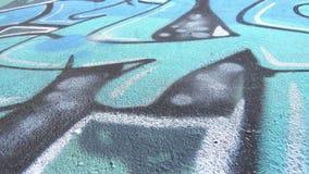 Τέχνη γκράφιτι Στοκ Εικόνες