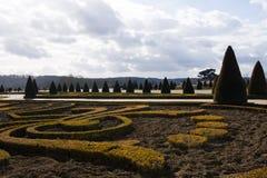 Τέχνη γλυπτών κήπων στον κήπο των Βερσαλλιών στοκ εικόνα