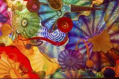 Τέχνη γυαλιού Στοκ Εικόνες