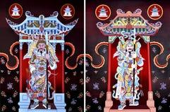 τέχνη κινέζικα Στοκ εικόνες με δικαίωμα ελεύθερης χρήσης