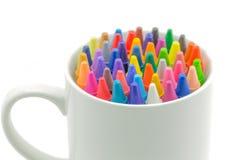 Τέχνη μολυβιών στοκ εικόνα με δικαίωμα ελεύθερης χρήσης