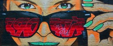 Τέχνη Μόντρεαλ οδών Στοκ Φωτογραφία
