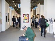 Τέχνη Νέα Υόρκη και ΠΛΑΙΣΙΟ Νέα Υόρκη Στοκ Φωτογραφίες
