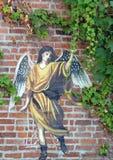 Τέχνη οδών στο Σιάτλ Στοκ φωτογραφίες με δικαίωμα ελεύθερης χρήσης