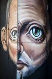 Τέχνη οδών στη Λισσαβώνα Πορτογαλία στοκ φωτογραφίες