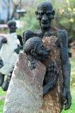 Τέχνη πάρκων γλυπτών της Μόσχας muzeon Στοκ φωτογραφία με δικαίωμα ελεύθερης χρήσης