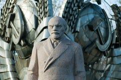 Τέχνη πάρκων γλυπτών της Μόσχας muzeon Στοκ Φωτογραφία