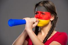 Τέχνη προσώπου Σημαίες Στοκ Εικόνες