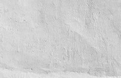 Τέχνη συγκεκριμένη ή σύσταση πετρών για το υπόβαθρο στα μαύρα, γκρίζα και άσπρα χρώματα Στοκ Φωτογραφίες