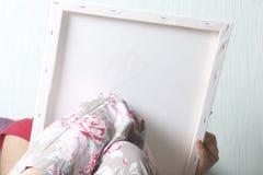 τέχνη Σχεδιασμός από τους αριθμούς Στοκ φωτογραφίες με δικαίωμα ελεύθερης χρήσης