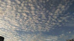 Τέχνη σύννεφων στοκ εικόνα με δικαίωμα ελεύθερης χρήσης