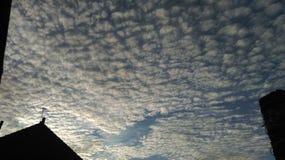 Τέχνη σύννεφων στοκ φωτογραφίες με δικαίωμα ελεύθερης χρήσης