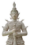 τέχνη Ταϊλανδός αγγέλων Στοκ φωτογραφίες με δικαίωμα ελεύθερης χρήσης