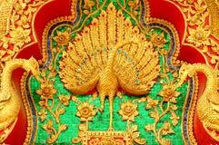 τέχνη Ταϊλανδός Στοκ εικόνα με δικαίωμα ελεύθερης χρήσης