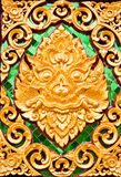 τέχνη Ταϊλανδός Στοκ Εικόνα