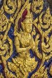 τέχνη Ταϊλανδός Στοκ φωτογραφία με δικαίωμα ελεύθερης χρήσης