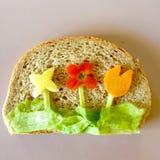 Τέχνη τροφίμων στοκ φωτογραφία με δικαίωμα ελεύθερης χρήσης