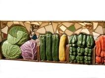τέχνη χορτοφάγος Στοκ φωτογραφία με δικαίωμα ελεύθερης χρήσης