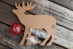 Τέχνη Χριστουγέννων Στοκ Φωτογραφίες
