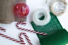 Τέχνη Χριστουγέννων Στοκ Εικόνες