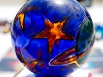 Τέχνη Lightbulb Στοκ φωτογραφία με δικαίωμα ελεύθερης χρήσης