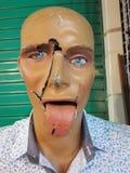 Τέχνη Manequin barbie Στοκ εικόνα με δικαίωμα ελεύθερης χρήσης