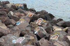 Τέχνη Tenerife στοκ φωτογραφίες