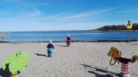 Τέλεια παιδική χαρά Στοκ φωτογραφία με δικαίωμα ελεύθερης χρήσης