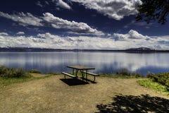 τέλειο picnic σημείο στοκ εικόνες με δικαίωμα ελεύθερης χρήσης