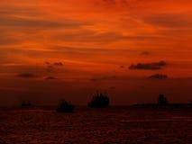 Τέλματα του Κεράλα, Ινδία Στοκ φωτογραφία με δικαίωμα ελεύθερης χρήσης