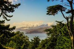 Τέλος Σαν Φρανσίσκο εδαφών στοκ εικόνες