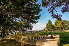 Τέλος Σαν Φρανσίσκο εδαφών Στοκ εικόνες με δικαίωμα ελεύθερης χρήσης