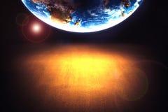 Τέλος του κόσμου στοκ φωτογραφίες με δικαίωμα ελεύθερης χρήσης